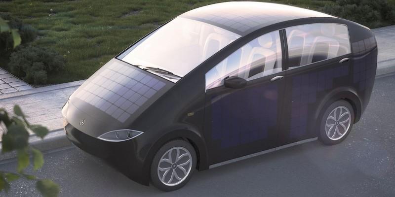 Sono Sion : électrique de dernière génération.