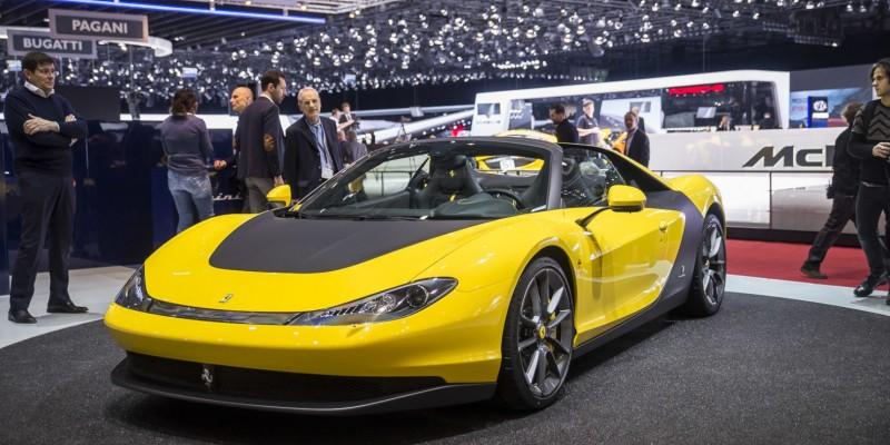 Véhicule en vente : la Ferrari dont vous ignorez tout.