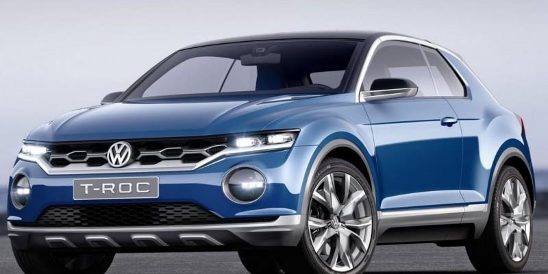 Volkswagen : Le tout nouveau SUV T-Roc sera présenté le 23 août