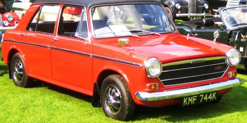Années 1960 : 5 voitures de moins de 5000 euros.