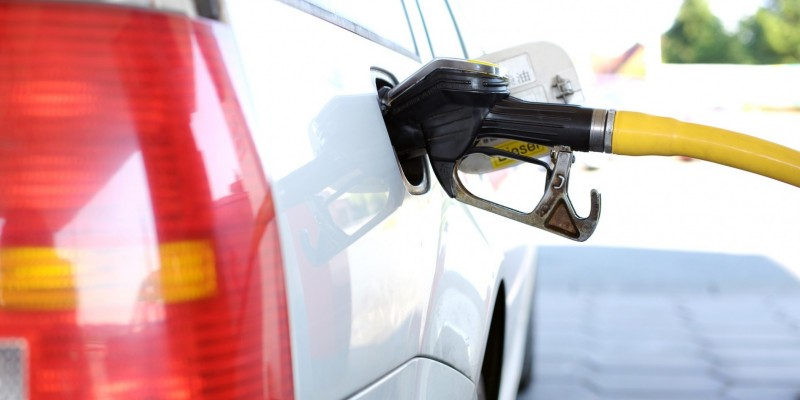 Chute libre du diesel en Belgique.