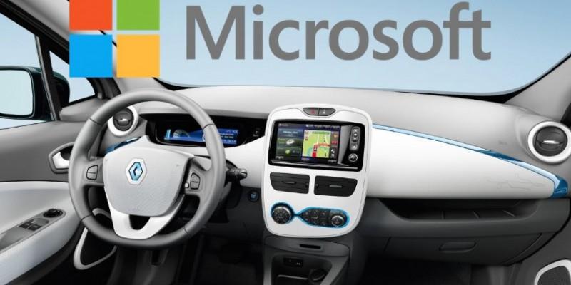 Carnet d'entretien numérique : Renault, Microsoft et Viseo en partenariat