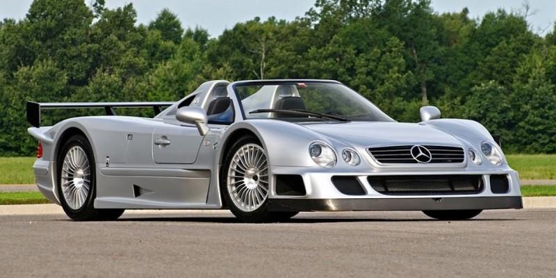 Supercars des années 90 : les prix de 6 voitures hors du commun.