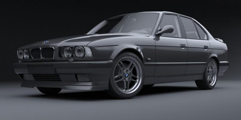 BMW et la belle histoire d'une série.