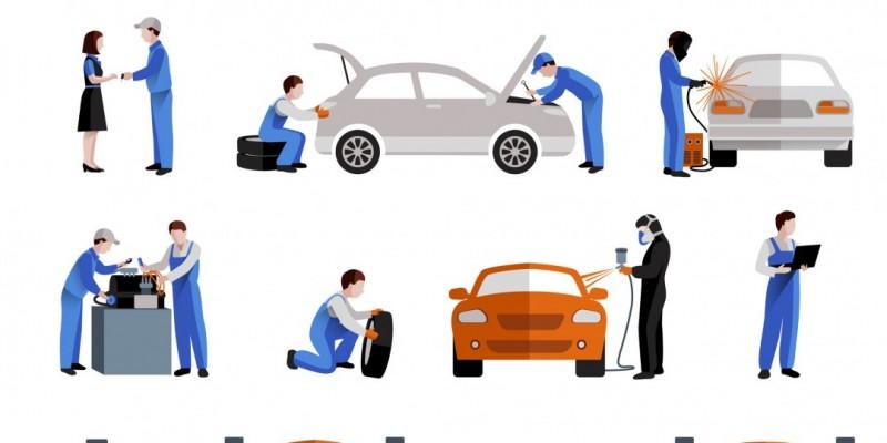Les bases de l'entretien d'une voiture