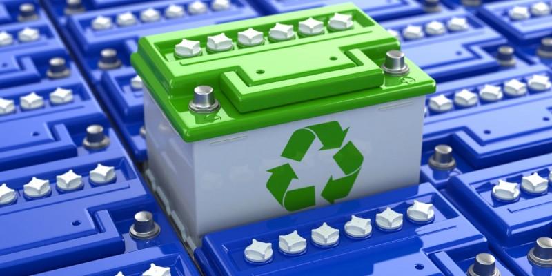 Renault se met au recyclage des batteries usagées.