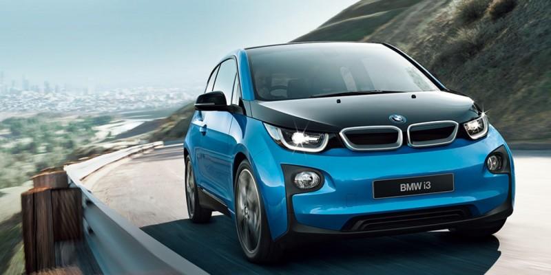 La nouvelle version de la BMW i3