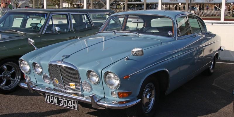 Mk X et 420G chez jaguar: l'histoire d'un flop
