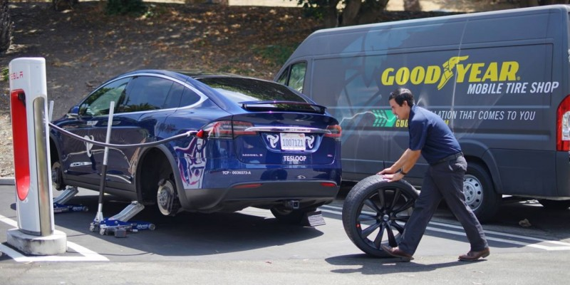 Quand changer de pneu? Il vous apporte lui-même la réponse!