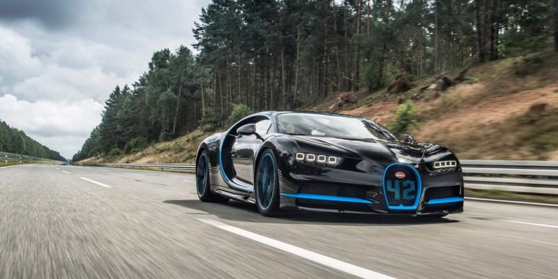 Top 5 des voitures les plus chères du marché