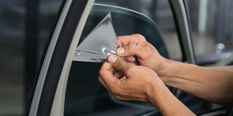 Pouvez-vous teinter les vitres de votre véhicule ?