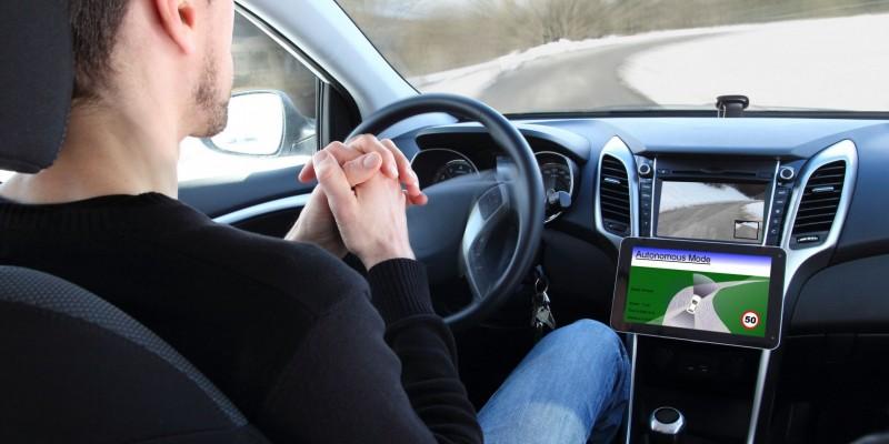 Les 5 niveaux des voitures autonomes