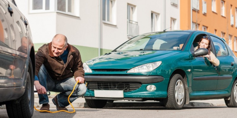 Comment remorquer sa voiture en panne ?