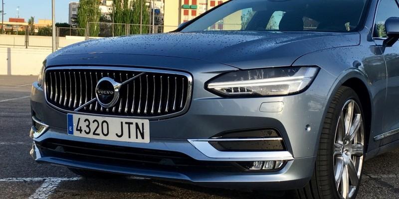 Toutes les voitures Volvo passent à l'électrique dès 2019.
